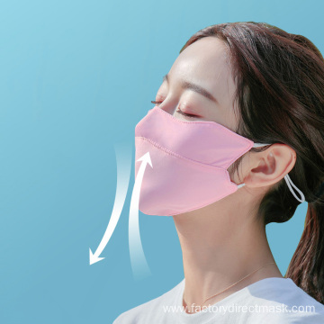 Ice Silk Sun-proof Mask