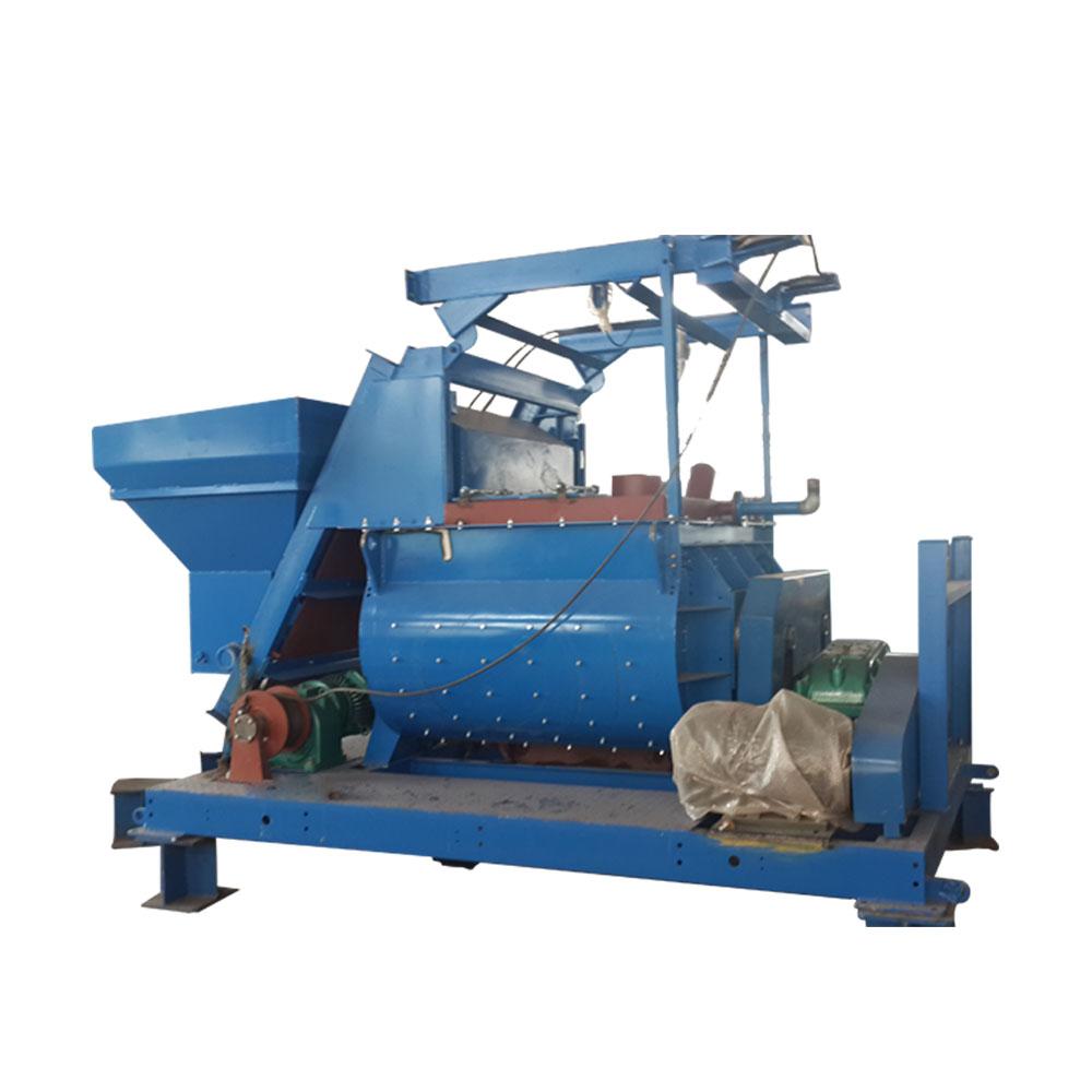 Volumetric JS750 concrete mixer machine price