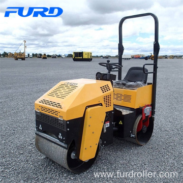 Ride-on Double Drum Vibratory Road Roller (FYL-880)