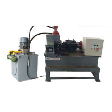 Hydraulic Angle Steel Cutting & Bending Machine