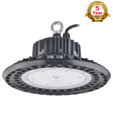 100W LED UFO High Bay Lamp 4000K AC100-277V