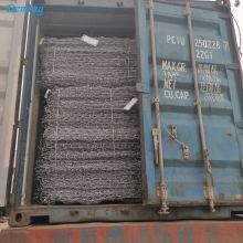 High quality Woven Gabion Box for Construction
