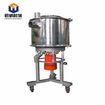 high frequency circular rotary vibro sifter
