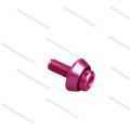 M3 * 10mm Aluminium Socket Screw Whole Sale nga Presyo