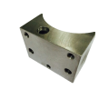 Steel CNC Machined Parts for Hydraulic Cylinders