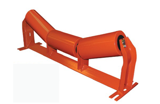Quarry Mining Bulk Material Conveyor Roller Components