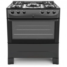 Gas Stove with Gas Oven 90 CM
