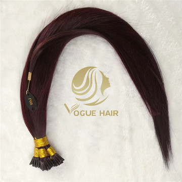 #99J i tip hair extensions