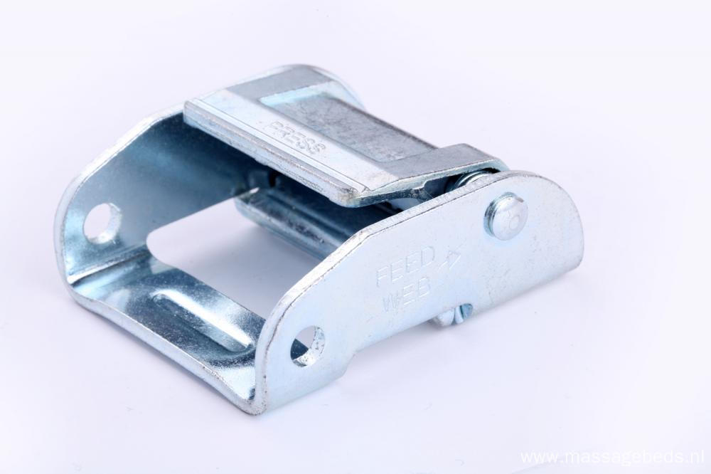 2 Inch Heavy Duty Galvanized Cam Keeper Buckle