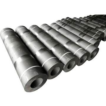 UHP 600mm Length 2700mm Graphite Electrode for Sell