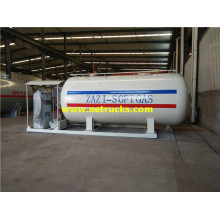20000 Liters 10tons LPG Skid Stations
