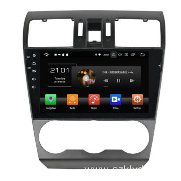 Octa Core 4GB RAM Navigation for 2016 Forester