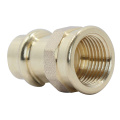 Brass Press Female Adapter