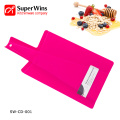 Non-Slip Kitchen Prep Mat Folding Cutting Board