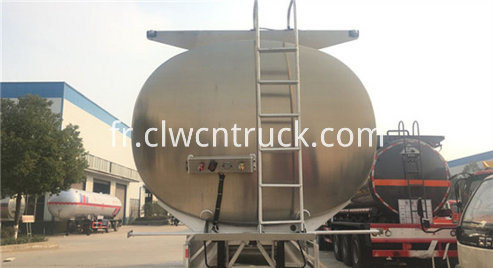 Aluminum Alloy Semi trailer 4
