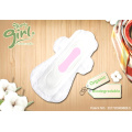 Feminine comfort bio sanitary pads for women