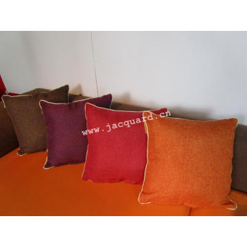 Modern Style Jacquard Decorative Square Cushion