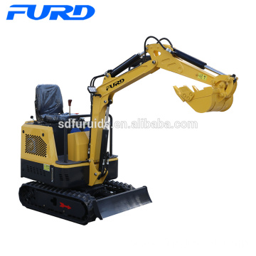 Diesel Manufacturer Digging Machine Mini Excavator for Sale (FWJ-900-10)