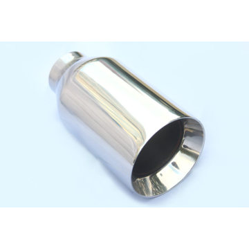 Exhaust Round Tips For Exhaust Systems