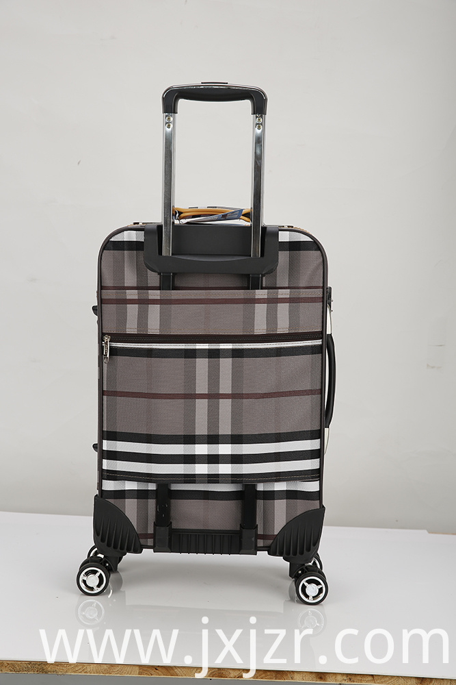 EVA Travel Spinner Luggage Trolley
