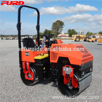 Double Drum Vibratory Road Roller Manufacturer Price FYL-880