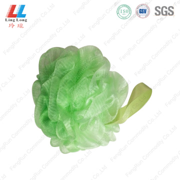 shower scrub body flower shower bath sponge