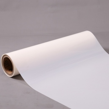 0.25mm PET milky white film Mylar sheets