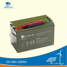DELIGHT DE-ABG 12V Fully-sealed Maintenance-free Gel Battery