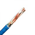 CAT5E FTP 24AWG Solid copper cable
