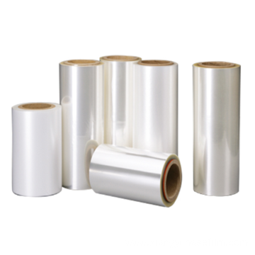 Normal Flexible Transparent Plastic Packing Base Film