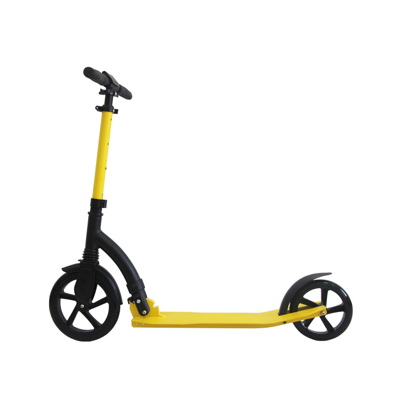 Portable Large Wheel Best Folding Adult Kick Scooter