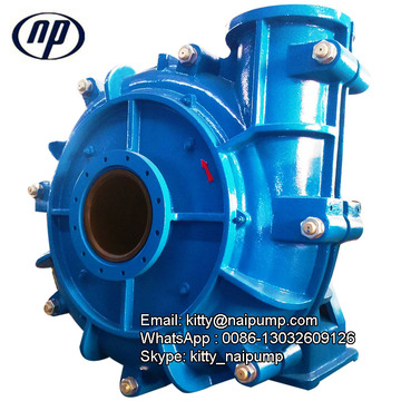 Heavy and Mining Duty Slurry Pumps