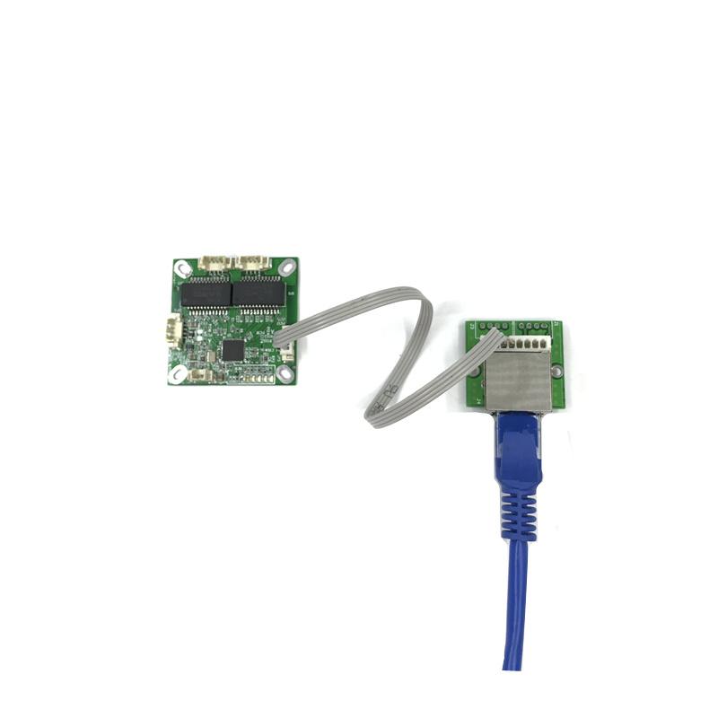 Mini PBCswitch module PBC OEM module mini size3Ports Network Switches Pcb Board mini ethernet switch module 10/100Mbps OEM/ODM
