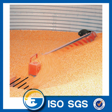 Silo Aeration System Sweep Auger Discharge Conveyor