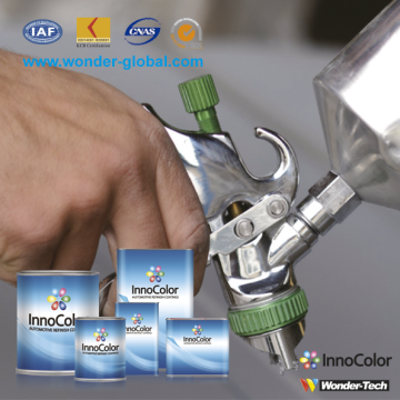 Good Covering Innocolor Car Paint Mixing System