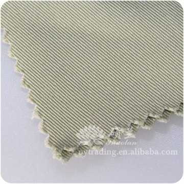 Good quality dyed twill fabric for workwear fabric