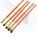 Pony Hair Makeup Makeup Shadow Brush Set
