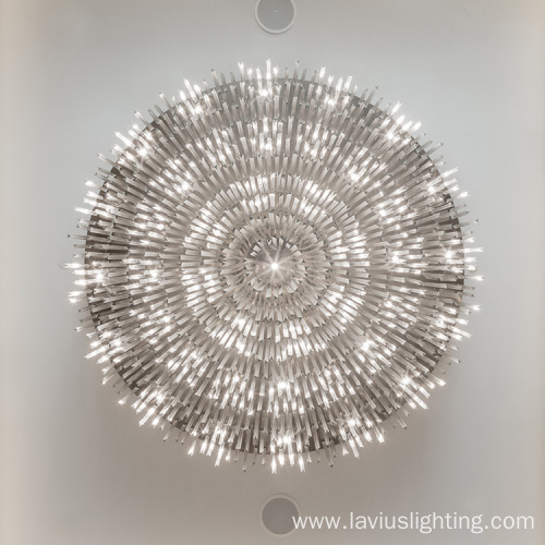 living room hallway crystal chandeliers pendant lights