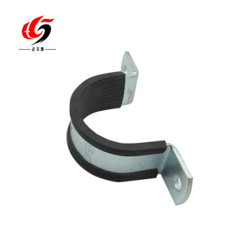 saddle pipe clamp for brige sturcture