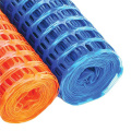 Plastic Orange Safety Mesh