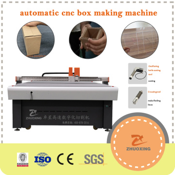 High Quality Cake Box Making Machine