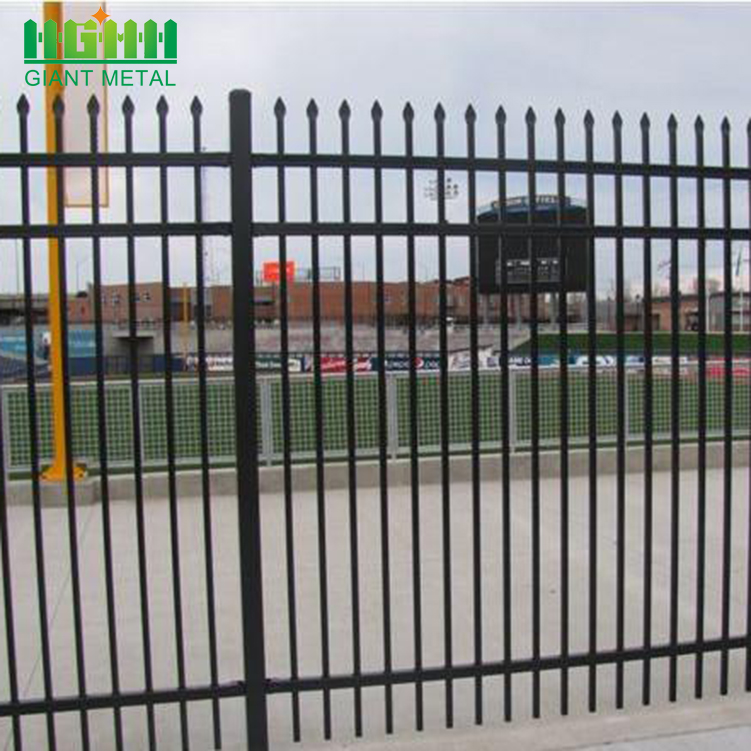 Hot Sale Galvanized Iron Metal Mesh Fence