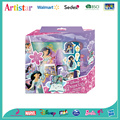 DISNEY PRINCESS SUPER diary gift set