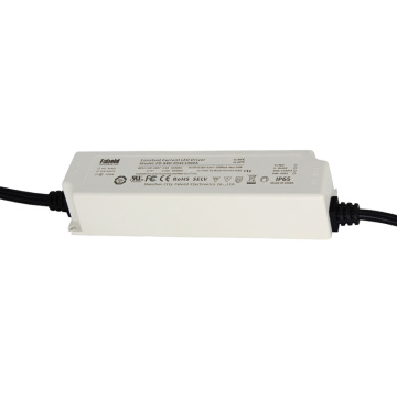 Controlador LED impermeable 55W 1800mA
