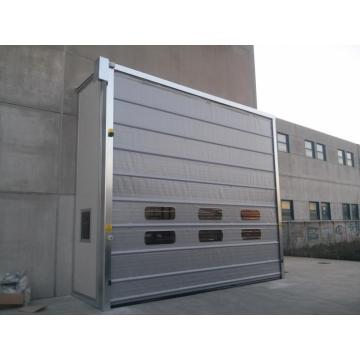 PVC High speed quick action roller shutter