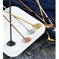 Stainless long handle Ice Cream Tea stirring Spoon