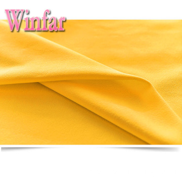 Scuba Crepe Polyester Spandex Double Knit Jersey Fabric