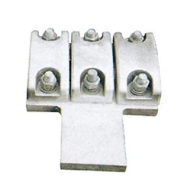 TL T-Connector for single conductor power line fitting