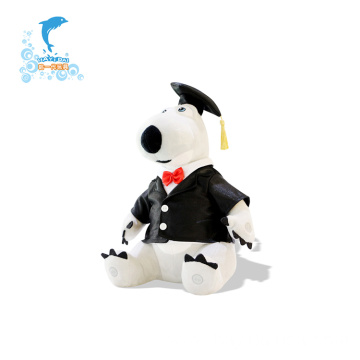 Backkom Singing Speaking Educational Plush Toys for Kids