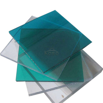 Plain Polycarbonate Sheet Sunshine Panel Solid Sun Board